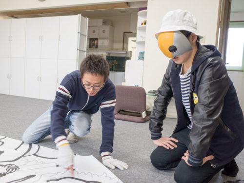 青森県弘前市「ねぷたまつり」取材のこぼれ話 – カメントツの長い一日