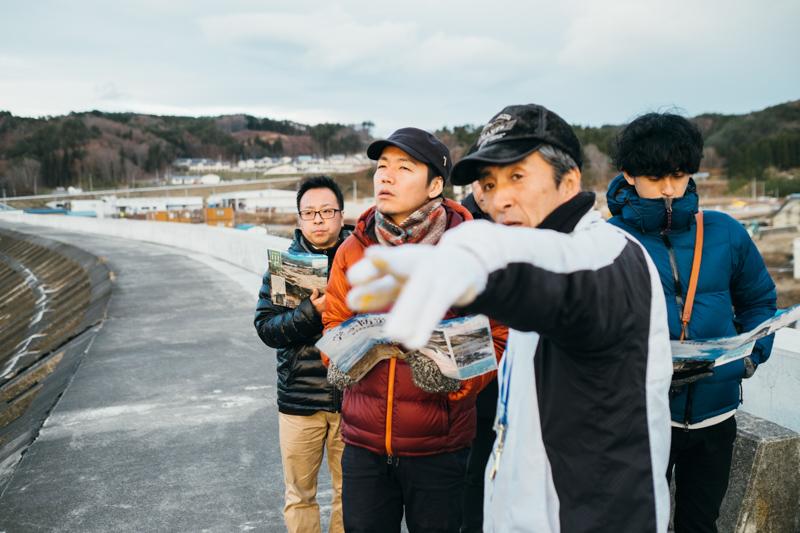 3.11東日本大震災を振り返るべく「津波の語り部」に会ってきた