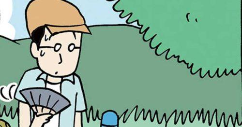 【8コマ漫画】木下晋也 『柳田さんと民話』11話~20話 まとめ読み!